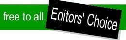 Editors' Choice an open access publication
